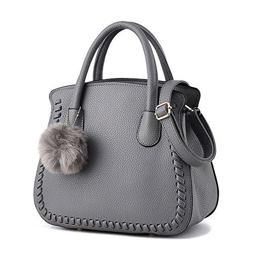 Dreamaccess , Damen Tote-Tasche Grau