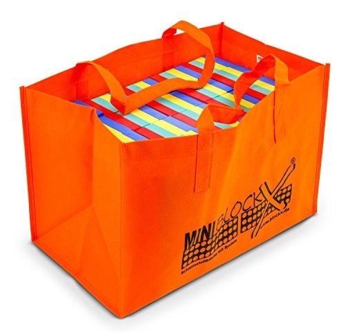 Preisvergleich Produktbild BlockX® Mini Tasche Mini Grundset - Transport - Lagerung - Koordination