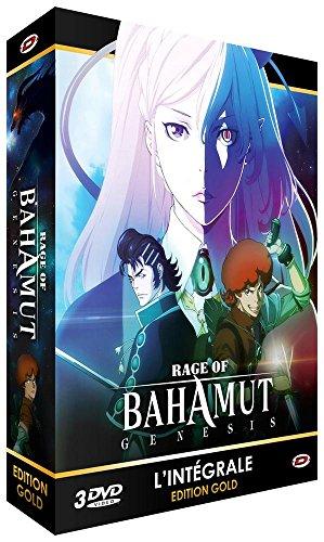 Rage of Bahamut: Genesis - Intégrale - Edition Gold (3 DVD + Livret)