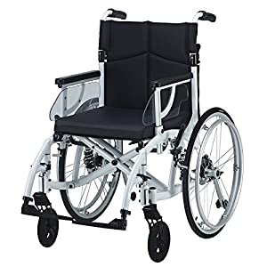 EC Odyssey folding self propel Wheelchair with full suspension