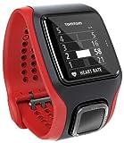 TomTom Runner Cardio GPS-Sportuhr schwarz/rot - 4