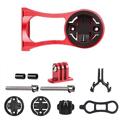 Bostar Compatible Holder Soporte para Bicicleta Linterna Ordenador para Garmin Edge Ojo...