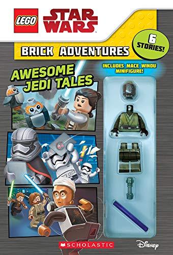 LEGO Star Wars: Awesome Jedi Tales (Lego Star Wars Cartoon)
