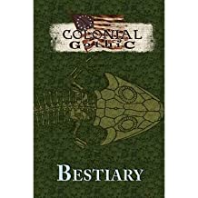 [ COLONIAL GOTHIC BESTIARY ] by Iorio II, Richard ( Author) Oct-2013 [ Paperback ]
