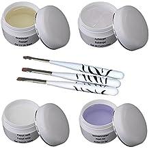Set di gel UV Classic 15ml incluso set di 3 pennelli