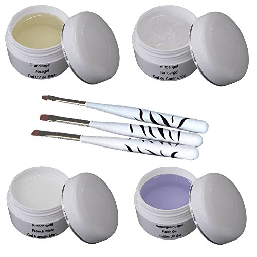 Set di gel UV Classic 15ml incluso set di 3