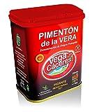 Pimentón de la Vera ahumado picante lata de 75 gramos con denominación de origen