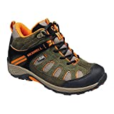 Merrell Unisex Kids' Chameleon Mid Lace Wtpf High Rise Hiking Boots
