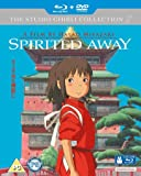 Chihiros Reise ins Zauberland / Spirited Away ( Sen to Chihiro no Kamikakushi ) (Blu-Ray & DVD Combo) [ UK Import ] (Blu-Ray)
