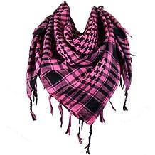 800ac655efdb Arafat Foulard keffieh, Arabe, Scarf. Couleurs Disponibles   Gris, Rouge,  Vert
