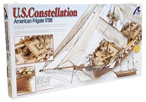 Artesania latina - barca u s. costellazione