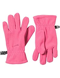 Nike Pink Fleece Gloves Childrens Small 3-7 Year Old Brand New by Nike