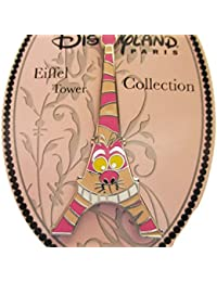 Disney Disneyland Paris Eiffelturm Collection Cheshire Katze PIN