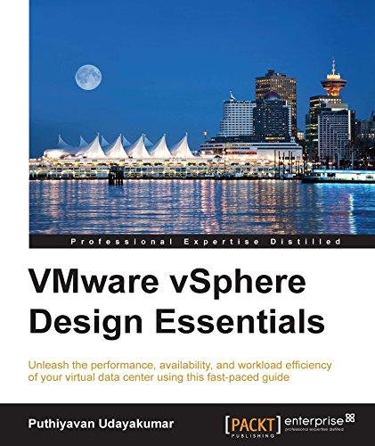 VMware vSphere Design Essentials (English Edition) por Puthiyavan Udayakumar