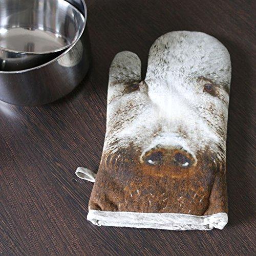 Wildschwein-grill (Mars & More Topfhandschuh Wildschwein)