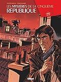 Les mystères de la Cinquième République, Tome 4 : L'Ombre du sac
