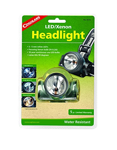 Coghlan's L.E.D./Xenon Headlight