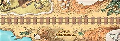 Colt Express - Playmat (tapis de jeu)