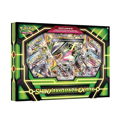 Pokémon brillant Rayquaza-ex Box