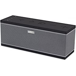 August WS300 - Altavoces WiFi Multiroom Inalámbricos - 15W - Color Gris Negro