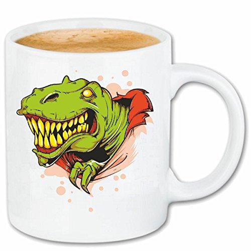 """taza para café """"DINOSAURIO VIDA DE MANERA STREETWEAR HIPHOP SALSA LEGENDARIO"""" Caso duro de la cubierta Teléfono Cubiertas cubierta para el330 ml de cerámica en blanco"""
