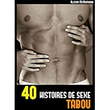 40 histoires de sexe tabou