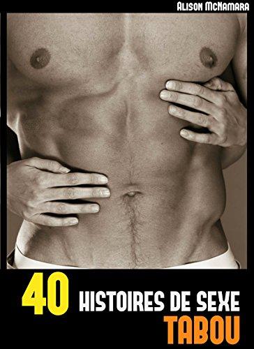 40 histoires de sexe tabou par Alison McNamara