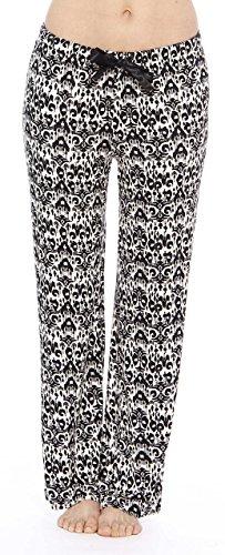 christian-siriano-new-york-womens-pyjama-pants-medium-black-and-white-boho