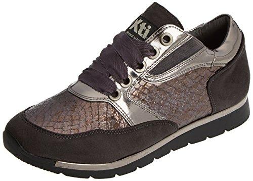 XTI 047259, Zapatillas Mujer, Gris, 38 EU