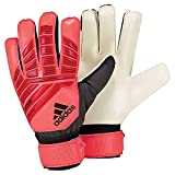 adidas PRED TRN Gants de Foot Mixte Adulte, Active Black/Solar Red, FR : 2XL (Taille Fabricant : 9)