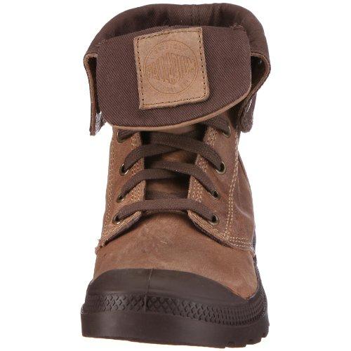 Palladium Baggy Leather 02356-001-M Herren Bootschuhe Braun (Walnut)
