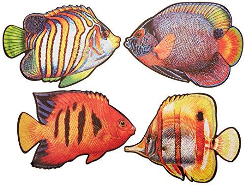 sparungen (4/Pkg) (Coral Reef-dekor)