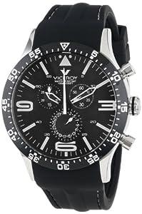 Reloj Viceroy 432047-55 Cronógrafo, correa de caucho de VICEROY