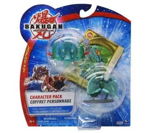 Upper Deck Bakugan 221206 - Bakugan Character Pack