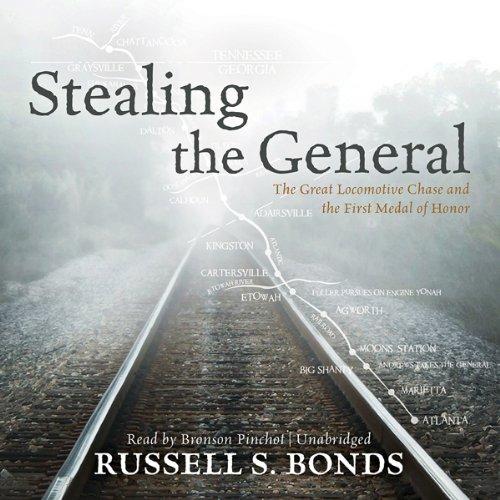 Stealing the General  Audiolibri