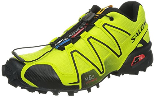 Salomon Men's Speedcross 3 127612 Trail Running Shoe
