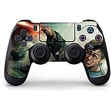 Elton PS4 Controller Designer 3M Skin For Sony PlayStation 4 , PS4 Slim , PS4 Pro DualShock Remote Wireless Controller (set Of Two Controllers Skin) - Harry Potter