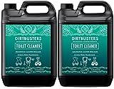 Dirtbusters WC-Reiniger, Saniflo-Entkalker, zur Verwendung im Klärtank geeignet, 5Liter