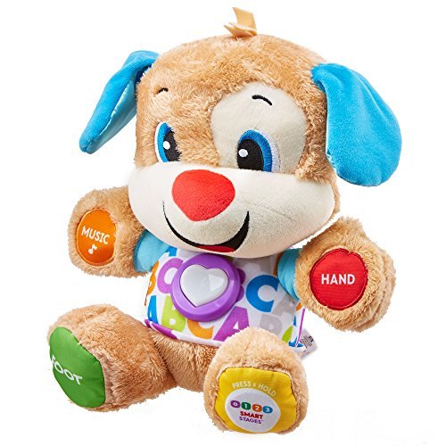 Fisher-Price fpm43 Laugh and Learn Smart Stages Puppy Spielzeug