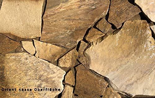 "Polygonalplatten Quarzit\""Orient\"""