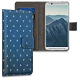 kwmobile Wallet Case for ZTE Axon 7 Mini - [PU Leather]