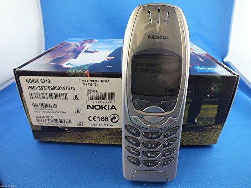 Nokia Volkswagen SILBER SILVER 7L6035703 6310i OVP Software Version 7.0