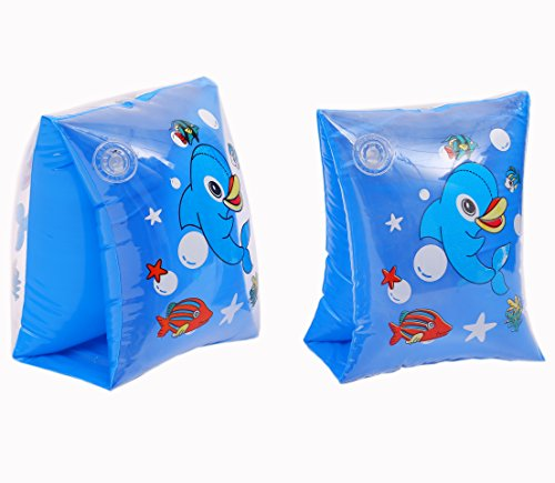 NOVICZ Kids Inflatable Floating arm band Tube / Swimming arm...