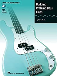 Walking Bass Lines Building Friedland+Cd