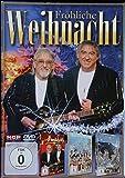 Fröhliche Weihnacht 3 DVDs im Pappschuber