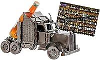 Porte-bouteille BRUBAKER pour la présentation de vos meilleures bouteilles de bière ou jolie sculpture en métal décorative (modèle: 'Camion Truck'). Un vrai point de mire sur votre table, dans votre bar et bien évidemment dans chaque restaurant. Une ...