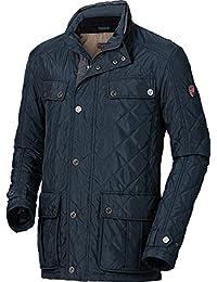 ab05459234f2 Royal Spencer Herren Steppjacke, hochwertige Herren-Bekleidung,  Übergangsjacke in Blau, ideal…