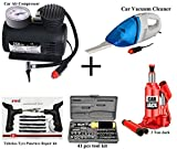 #4: True Vision 5 in 1 Car Combo Kit for Mahindra KUV -100