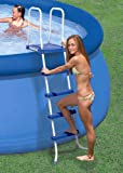 Swimming Pool Leiter 132 Schwimmbad Einstiegsleiter 58975 Poolleiter Intex