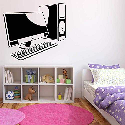 TYLPK Game Wall Sticker Decal wählen Sie Ihre Waffe Gamer Zitat Controller Videospiel Jungen Schlafzimmer Handmade